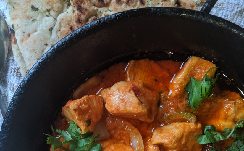 Chicken Karhai… The EasyWay