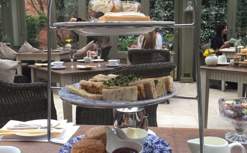 My Favourite Afternoon Tea Spots in theMidlands