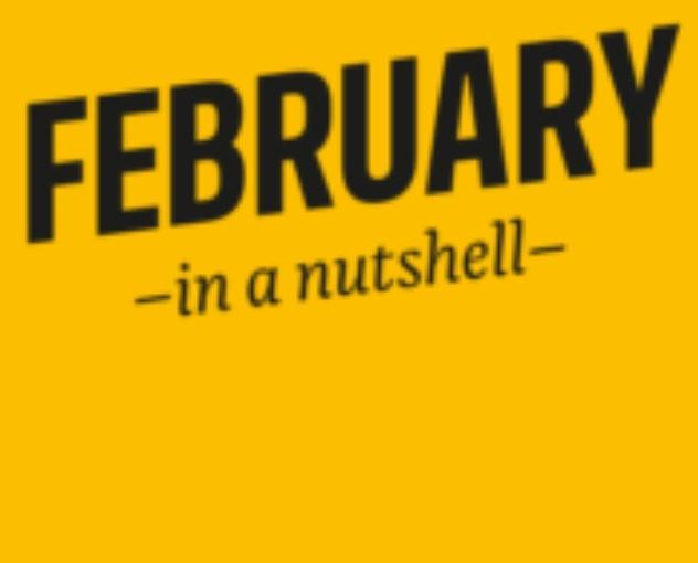 February in aNutshell