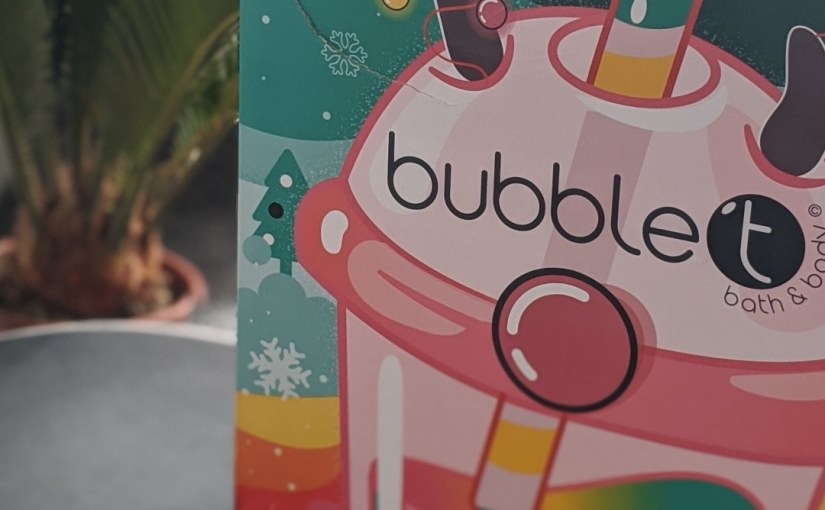 Lets Take a Look inside: 'BubbleT Christmas Advent Calender2019'