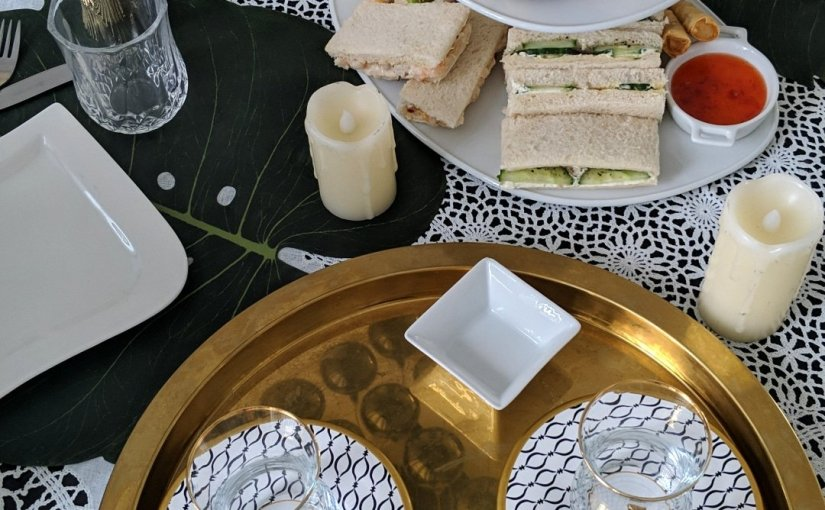 Create the Perfect Afternoon Tea atHome