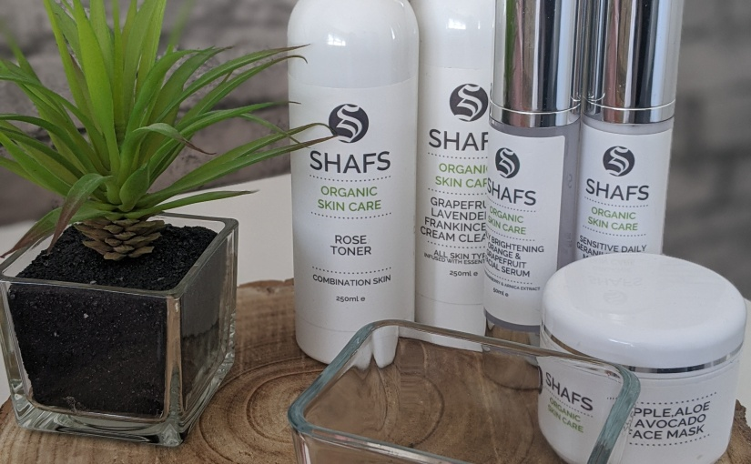 {Collab}…. I tried out Shafs Beauty New 'Pill' FaceMask…