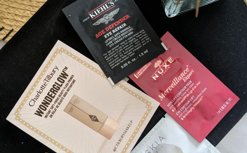 Want Free Skincare Samples …. ReadOn…..